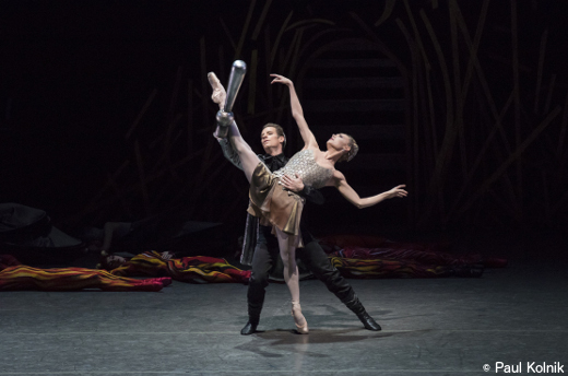 The Most Incredible Thing de Justin Peck - Sara Mearns et Andrew Veyette
