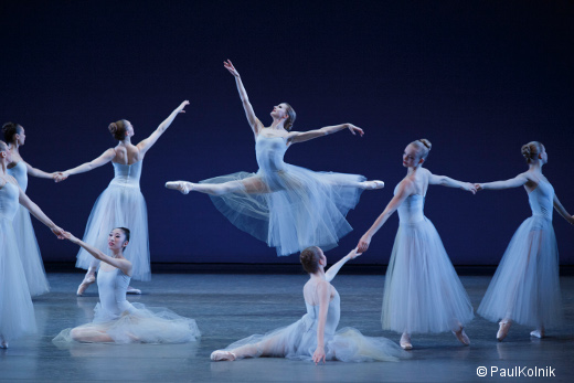 Serenade - New York City Ballet