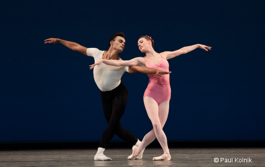 Symphony in Three Movements - Taylor Stanley et Tiler Peck