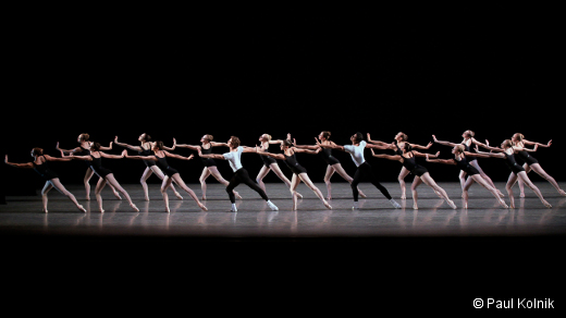 The Four Temperaments - New York City Ballet