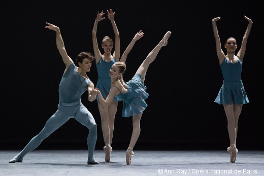 Blake Works 1 de William Forsythe - Hugo Marchand et Léonore Baulac