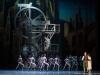 Générale de Cendrillon à l'Opéra Bastille, un ballet de Noureev sur un opéra de Prokofiev, mettant en vedette Dorothée Gilbert et Hugo Marchand