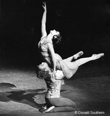 Romeo and Juliet de Kenneth MacMillan - Christopher Gable et Lynn Seymour (1965)