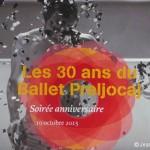Bal et surprises à Chaillot pour les 30 ans du Ballet Preljocaj