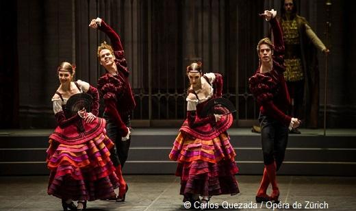 Le lac des cygnes, Alexeï Ratmansky - Ballet de Zürich