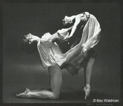 Romeo and Juliet de Kenneth MacMillan - Ivan Nagy et Gelsey Kirkland (1976)
