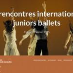 6èmes rencontres internationales de juniors ballets à Cannes