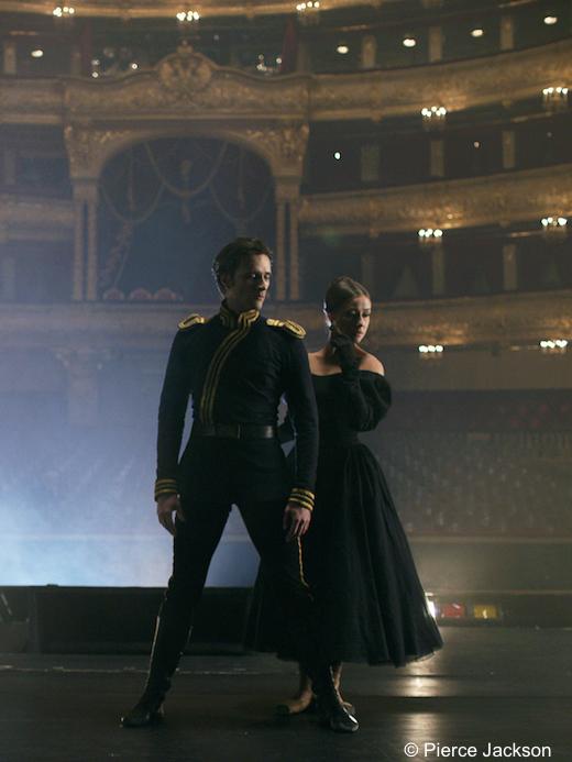 Un Héros de notre temps - Ruslan Skvortsov et Kristina Kretova