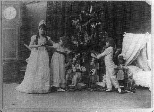 Casse-Noisette,Première représentation au Mariinski