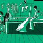 Les mystères du théâtre – La couleur verte