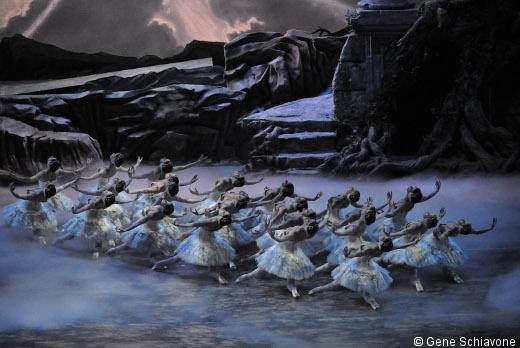 Swan Lake- Acte 4