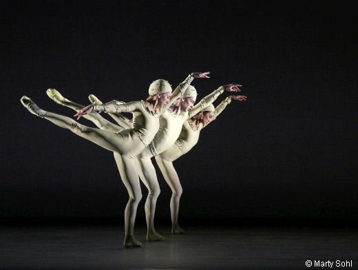 Montones I and II- Isabella Boylston, Joseph Gorak et Stella Abrera