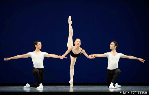 Agon de George Balanchine