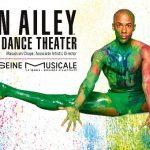Les Étés de la danse 2017 – L'Alvin Ailey American Dance Theater à la Seine Musicale du 4 au 22 juillet