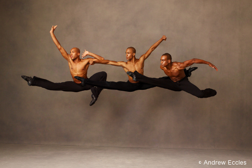L'Alvin Ailey American Dance Theater
