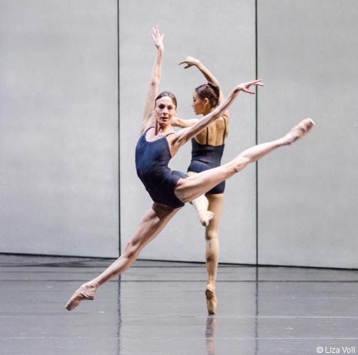 rencontres danseurs de ballet