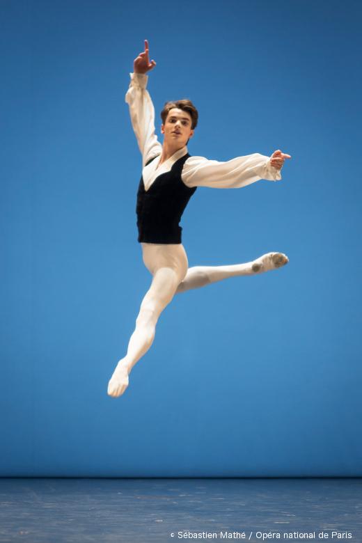 Antoine Kirscher - Concours de promotion 2014, variation imposée (Paquita)
