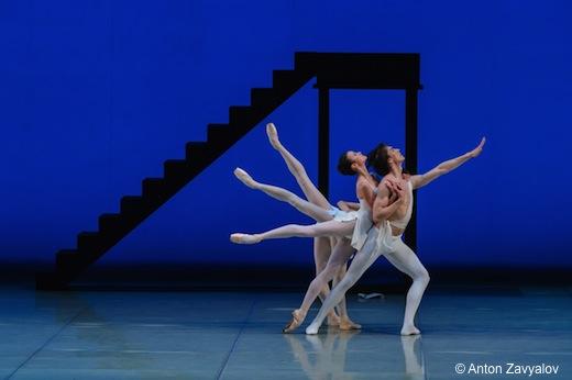 Apollon Musagète, ballet de Perm.