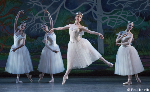 Ashley Bouder-La Sylphide