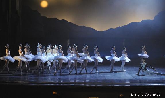 Le Lac des Cygnes - Ballet de l'Opéra de Bordeaux