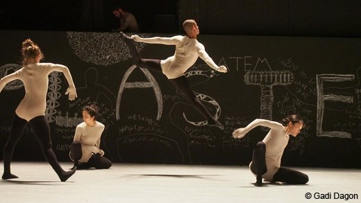 Naharin's Virus - Batsheva Dance Company
