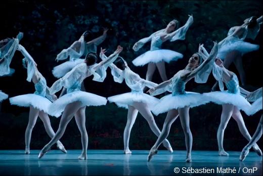 La Bayadère à l'Opéra de Paris (2010) - Le Royaume des Ombres