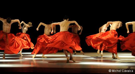 Bella Figura - Ballet de l'Opéra de Lyon