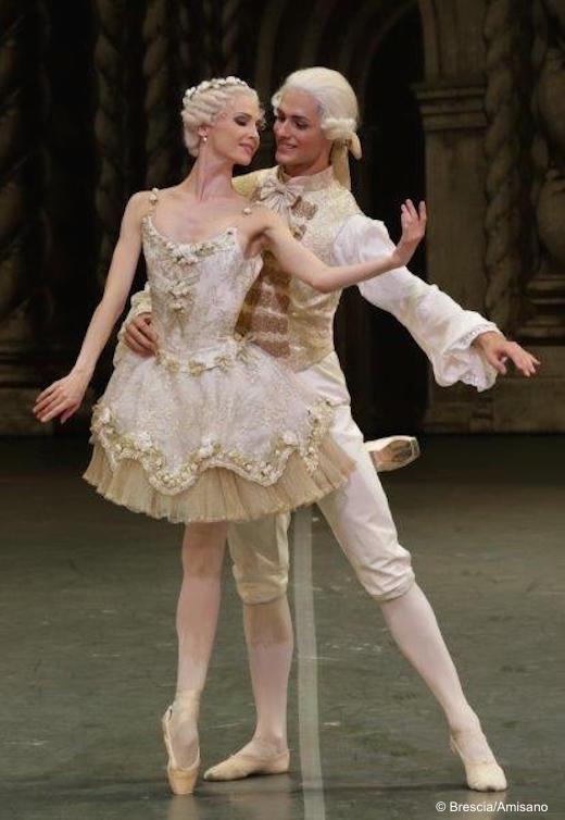 La Belle au bois dormant - Svetlana Zakharova et Jacopo Tissi
