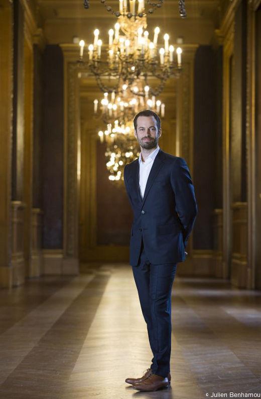Benjamin Millepied au Palais Garnier