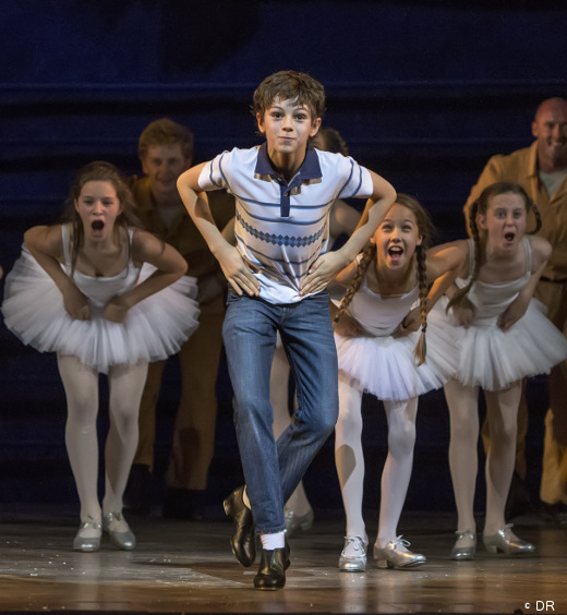 La comédie musicale Billy Elliot