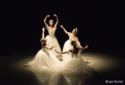 Pas de Quatre de Leonid Jakobson- Boston Ballet.