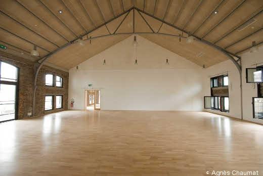 Studio de répétition - La Briqueterie
