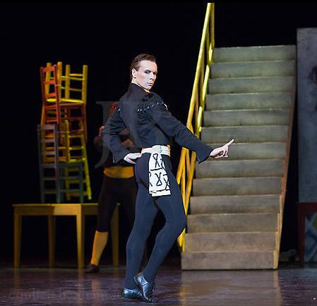 Carmen - Nicolas Le Riche