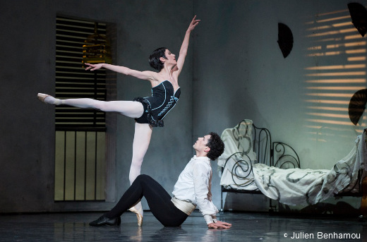 Carmen - Stéphane Bullion et Ludmila Pagliero