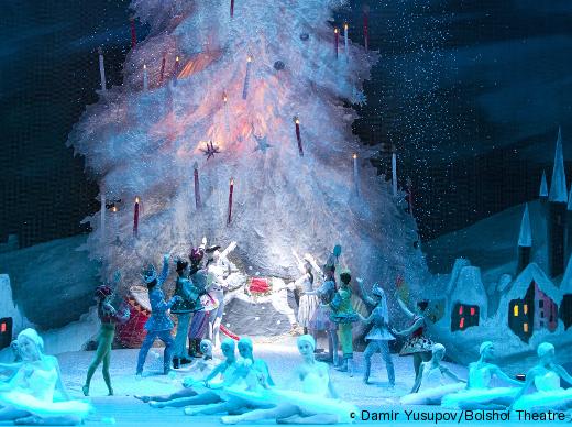 Casse-Noisette de Yoiri Grigorovith - Ballet du Bolchoï