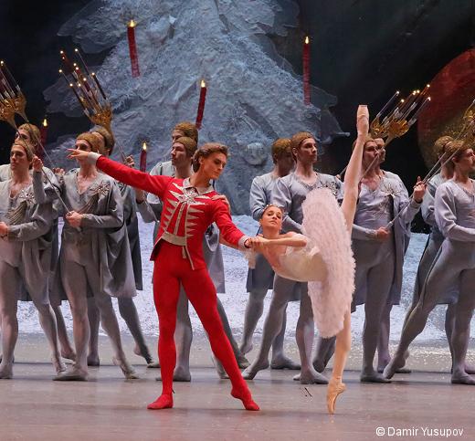 Casse-Noisette - Ballet du Bolchoï