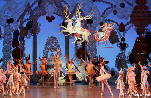 Casse-Noisette de George Balanchine - New York City Ballet