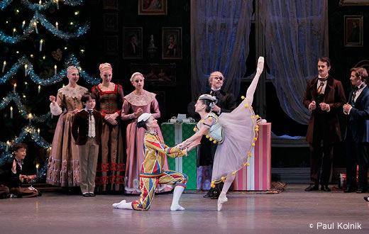 Casse-Noisette de George Balanchine - New York City Ballet