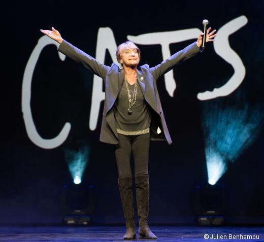 Gillian Lynne, la chorégraphe de Cats