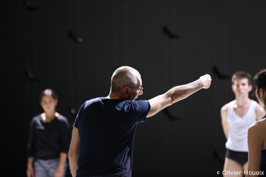Répétition de Cendrillon - Malandain Ballet Biarritz