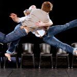 Chute ! – Matthieu Gary et Sidney Pin / Compagnie Porte 27