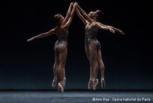 Clear, Loud, Bright, Forward de Benjamin Millepied