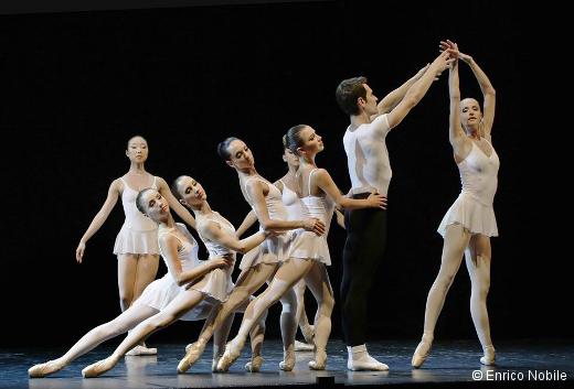 Concerto Barocco de George Balanchine