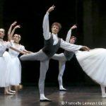 Spectacle 2016 de l'École de Danse de l'Opéra de Paris – Conservatoire, Les Forains et Piège de lumière