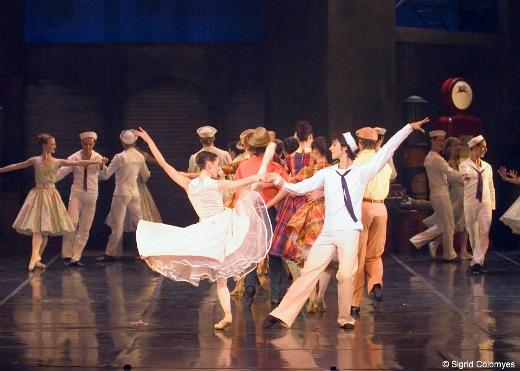 Coppélia de Charles Jude (Ballet de l'Opéra de Bordeaux)