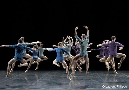 Corps de Ballet de Noé Soulier par le Ballet de Lorraine