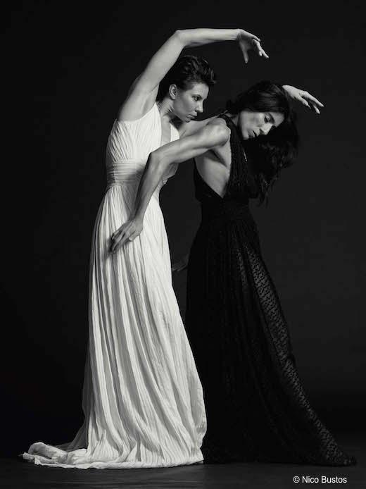 Maria Alexandrova et Blanca Li dans Déesses et Démones