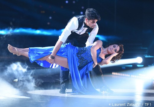Danse avec les stars - Nathalie Péchalat et Christophe Licata