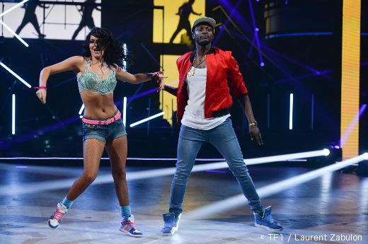 Danse avec les stars - Corneille et Candice Pascal