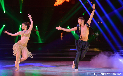 Danse avec les stars - Rayane Bensetti et Denitsa Ikonomova
